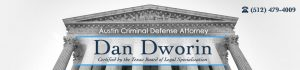Dan Dworin Website Header